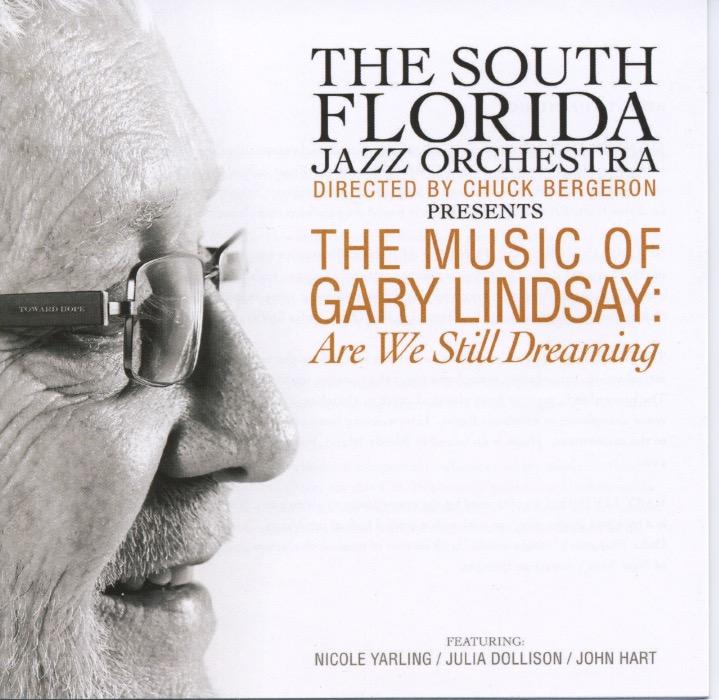 Gary Lindsay's CD Cover